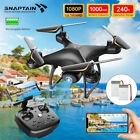 SNAPTAIN SP650 Headless Mode HD 1080P RC Drone 120 wide angle lens Camera