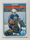 Grant Fuhr Cards, Rookie Card and Autographed Memorabilia Guide 8