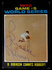 Brooks Robinson Baseball Cards: Rookie Cards Checklist and Autograph Buying Guide 7