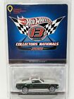 2013 hot wheels 13 Nationals 67 SHELBY GT500 MUSTANG charity car 01170 01500