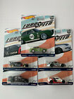 Hot Wheels Car Culture EURO SPEED Complete Set of 5
