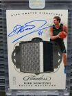 Dirk Nowitzki Autographs Cards and Photos for Panini 9