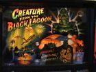 CREATURE FROM THE BLACK LAGOON PINBALL LED KIT