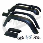 1987 1995 Jeep Wrangler YJ Fender Flares 6pc