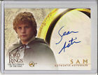 2001 Topps Lord of the Rings: The Fellowship of the Ring Trading Cards 8