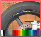 BMW R1200 GS ADVENTURE WHEEL RIM DECALS  r1200gs r 1200