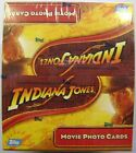 Indiana Jones Movie Crystal Skull Cards Box SEALED
