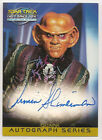 Deep Space 9 Memories From The Future Auto A2 Armin Shimerman Quark