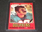 Larry Csonka Cards, Rookie Card and Autographed Memorabilia Guide 6