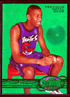 TRACY McGRADY 1997 GREEN PRECIOUS METAL GEMS #D 1 10 JERSEY NUMBER PMG