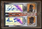 WILLIE MAYS ALEX RODRIGUEZ 04 TOPPS DUAL AUTOGRAPH 13