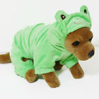 Green Frog Slip over Pet Cute costume dog clothes Chihuahua