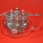 Japanese low glass teapot HARIO Chacha Hot and Ice 0.7L pot thé japan CHJMN-70