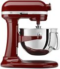 NEW KitchenAid KP26M1Xgc Pro 600 Stand Mixer 6 qt Gloss Cinnamon Big Capacity