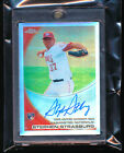1 1 STEPHEN STRASBURG 2010 TOPPS CHROME REFRACTOR AUTO RC *JERSEY NUMBER* 37 499
