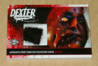 2012 Breygent SDCC DEXTER authentic prop silicone head black fuzz variant 299