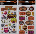 Recollections HALLOWEEN variety stickers Dimensional BNIP Many to choose from
