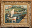 MAGNIFICENT O/C PORTUGUESE PAINTING