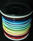 Lot Fiesta Fiestaware SAUCER CENTRAL Choose Color, Shop for the color you want