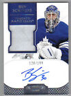 11-12 Panini Dominion Ben Scrivens Auto Rookie Card RC #177 Mint 120 199