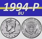 1994-P  KENNEDY 50 CENT BRIGHT & CLEAR UN-CIRCULATED GEM  COIN..===========
