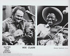 Clarence Brown Country Music Vintage Austin City Limits Promo Photo