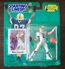 TIM COUCH 2000 KENNER STARTING LINEUP FOOTBALL SEE DESCRIPTION