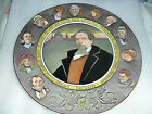 Royal Doulton Charles Dickens Portrait Plate
