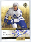2011-12 Upper Deck Ultimate Collection Hockey Cards 24