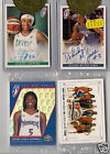 2006 WNBA Autograph Cards and Small Set Lot  NM-MT+