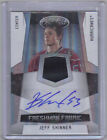 10-11 Certified Jeff Skinner Auto Jersey Patch Rookie Card RC #199 499 Mint
