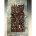 Antique Japanese Framed Edo Lion Dog/Shi Shi Circa 1830