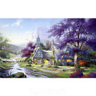 New 1000pieces Jigsaw Puzzle Sealed in Box- Clocktower Cottage by Thomas Kinkade