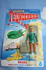 JERRY ANDERSON THUNDERBIRDS MATCHBOX BRAINS CARED