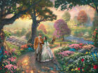 Thomas Kinkade Gone with the Wind Jigsaw Puzzle Ceaco Movie Classic 1000 Pieces