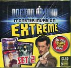 Doctor Who Monster Invasion Extreme Factory Sealed Trading Card Box
