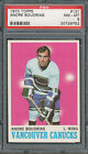 1970 71 Topps #121 Andre Boudrias PSA NM-MT 8 *9752