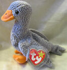 Ty Beanie Babies Original Honks the Goose DOB March 11, 1999 MWMT in a Bag