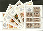 USSR 1979..5 x MINI - SHEET n°YT: 4597-4601...12€..MNH...RUSSIAN ART...