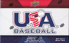 2010 Upper Deck USA National Team Baseball Hobby Box Set - 7 AUTO'S A BOX