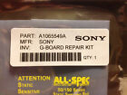 SONY G-Board Repair Kit A-1065-549-A (dead set, 9 blinks) KDP51WS655 KDP57WS655