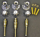 GERBER COMPLETE TUB AND SHOWER 3 VALVE REPAIR AND TRIM KIT