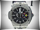HUBLOT BIG BANG FERRARI SKELETON TITANIUM + WATCH WINDER - LIMITED EDITION BNIB