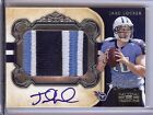 2011 NATIONAL TREASURES JAKE LOCKER RC AUTO 3 COLOR PATCH 46 99!!