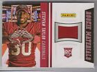 2013 PANINI NATIONAL CONVENTION STEPFAN TAYLOR ROOKIE MATERIALS GLOVE