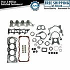 Engine Head Intake Exhaust Manifold Gasket Set Kit for Tracker Sidekick 16L 8V