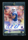 1 1 ANDREW LUCK 2012 TOPPS PRIME COPPER RAINBOW AUTOGRAPH AUTO JERSEY # 12 25