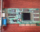 AGP card ATI Radeon 7000 64M TVO 1024 6112 03 SA Comp Out S Video VGA