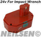 Spare 24v Battery For Boschmann 24v Cordless Impact Wrench CT0768 24v 1300mAh