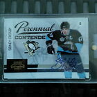 2010-11 Playoff Contenders Perennial Sidney Crosby AUTO 25